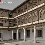 Plazas y calles porticadas de madera, ¿colaboras?