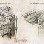 La construcción de una armadura, II: El asiento